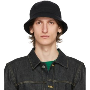 Fumito Ganryu Black Limonta Explorer Bucket Hat