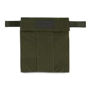 Fumito Ganryu Khaki 3-Way Military Pouch