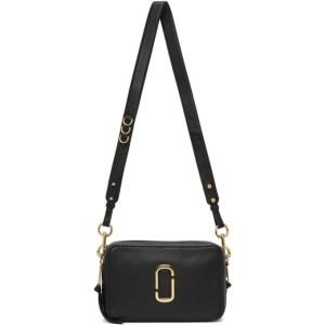 Marc Jacobs Black The Softshot 27 Bag
