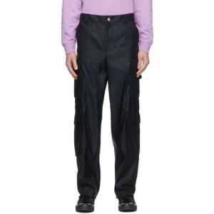 Marc Jacobs Black Heaven by Marc Jacobs Nylon Cargo Pants