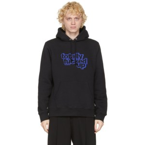 Marc Jacobs Black Heaven By Marc Jacobs Fucked Up Hoodie
