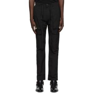 Nahmias Black OG Cargo Pants