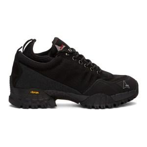 ROA Black Neal Sneakers