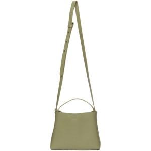 Aesther Ekme Green Mini Shoulder Bag
