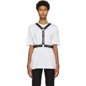 Junya Watanabe White Harness 2 T-Shirt