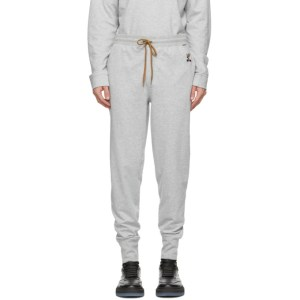 Paul Smith Grey Rabbit On A Bike Lounge Pants