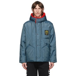Vyner Articles Blue and Red Kaban Jacket