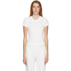 Gil Rodriguez SSENSE Exclusive White Corsica Terry T-Shirt