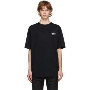 C2H4 Black Sculpture Print T-Shirt
