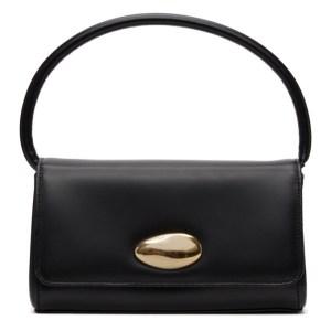 Little Liffner Black Mini Baguette Bag
