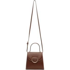 Little Liffner Brown Little Lady Bag
