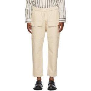 Barena Off-White Riofondo Cargo Pants