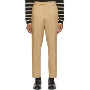 Barena Beige Masco Trousers