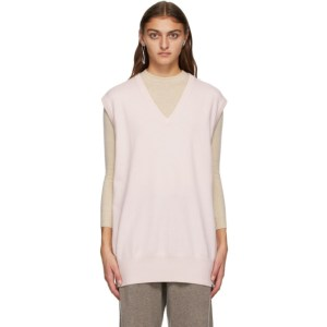 Extreme Cashmere Pink Cashmere Clic Sweater