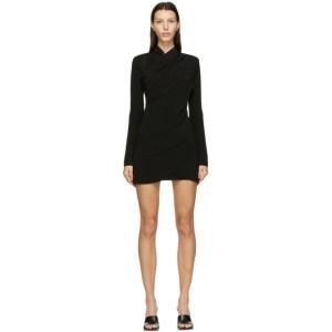Gauge81 Black Tver Short Dress
