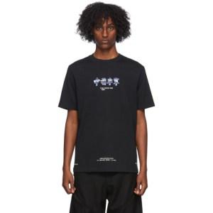 Li-Ning Black Hexagon T-Shirt