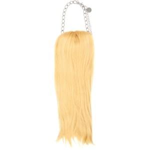 Comme des Garcons Homme Plus Yellow Hair Necklace