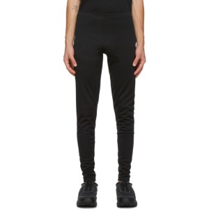 Comme des Garcons Homme Plus Black Jersey Leggings