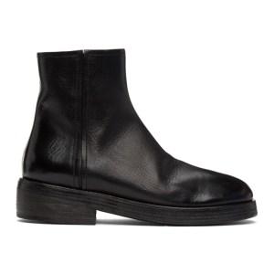 Marsell Black Tozzi Boots