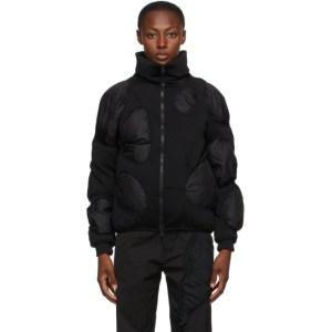 Post Archive Faction PAF Black Down 3.1 Left Jacket