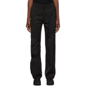 Post Archive Faction PAF Black 3.1 Center Trouser