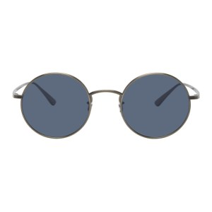 The Row Gunmetal Oliver Peoples Edition After Midnight Sunglasses