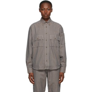Rassvet Beige Check Shirt