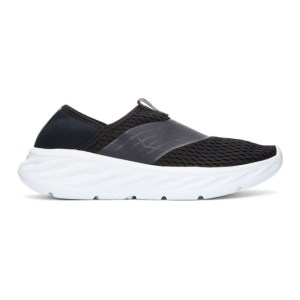 Hoka One One Black Ora Recovery Sneakers
