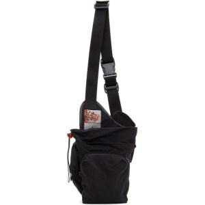 Boramy Viguier Black Trooper Bag