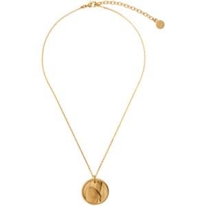 Ludovic de Saint Sernin Gold Big Vers Necklace