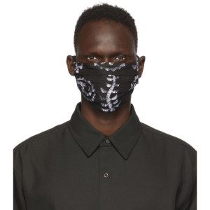 Eastwood Danso Black Graphic Mask