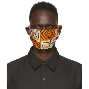 Eastwood Danso Multicolor Graphic Mask
