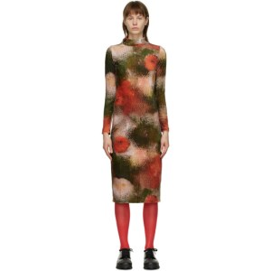 Henrik Vibskov Multicolor Velvet Pollen Dress
