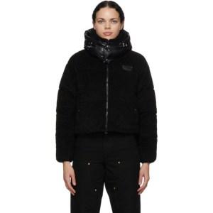 Duvetica Black Down Antares Jacket