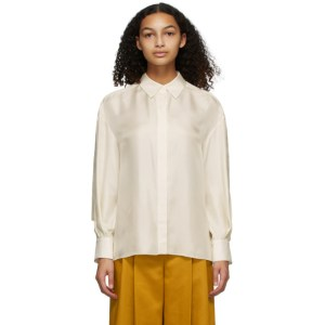 Partow Off-White Francis Shirt