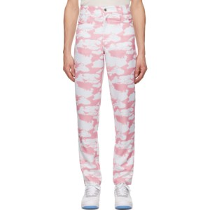 Phlemuns Pink Cloud Trousers