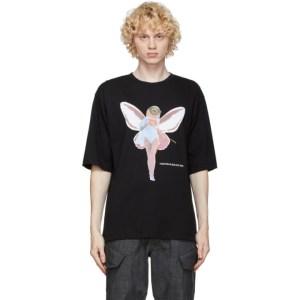 Youths in Balaclava Black Fairy T-Shirt