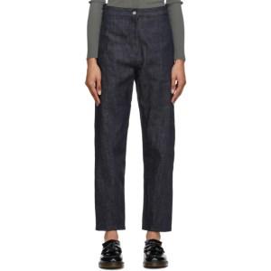 LVIR Navy Twist Jeans