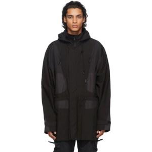 Hyein Seo Black Adjustable Coat
