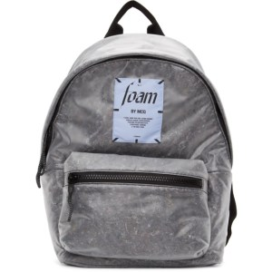 MCQ Grey Classic Backpack