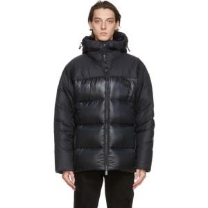 RLX Black Down Carleton Jacket
