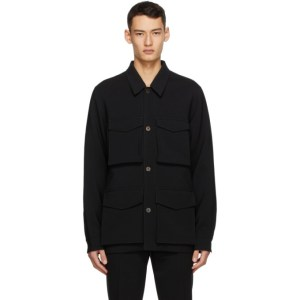 Sean Suen Black Pocket Jacket