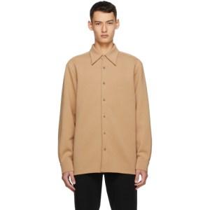 Sean Suen Beige Soft Shirt