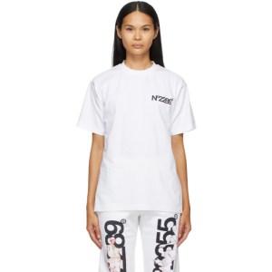The DSA White NO2289 T-Shirt