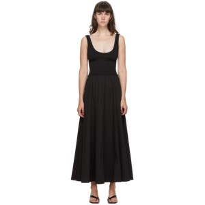 Esse Studios Black Tank Maxi Dress