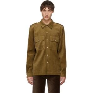 Sefr Green Lukey Shirt