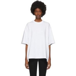 Lourdes White Face Print T-Shirt