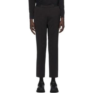 JACQUES Black Performance Lounge Pants