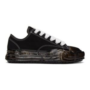 Miharayasuhiro Black Original Sole Dip Sneakers