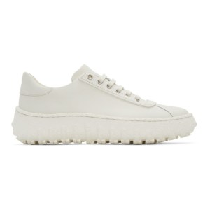 CamperLab Off-White Ground Sneakers
